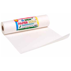 White Drawing Paper Roll