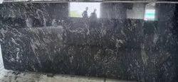 Black Polished Peradiso Granite for Flooring, Thickness: 15-20 mm