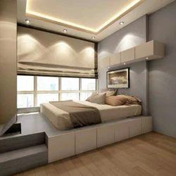 Guest House Interior Design, Location: Thane & Mumbai