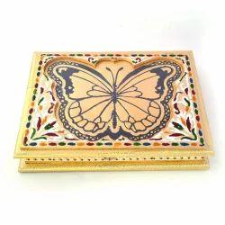 Butterfly Meenakari Dryfruit Box 434