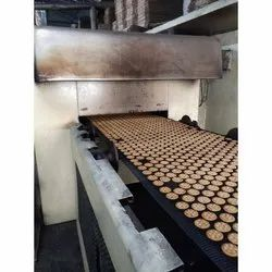 Electric Belt Conveyor Oven Industrial Automatic Traveling Oven