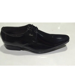 4a0ad3963953 Get Quote. Mens Black Stylish Party Wear Shoes