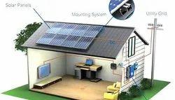 Solar Power Plant - Off Grid