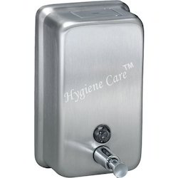 Manual Metal Wall Mounted Stainless Steel Soap Dispensers