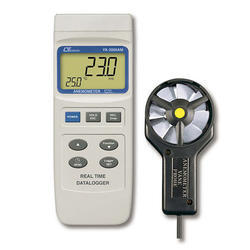 Anemometer, Real Time Data Logger   Air Flow