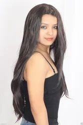 Original Feeling Quality Long Strait Hair Wig