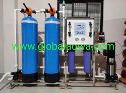 FRP Commercial Reverse Osmosis System, RO Capacity: 500-1000 (Liter/hour), Model Name/Number: 115