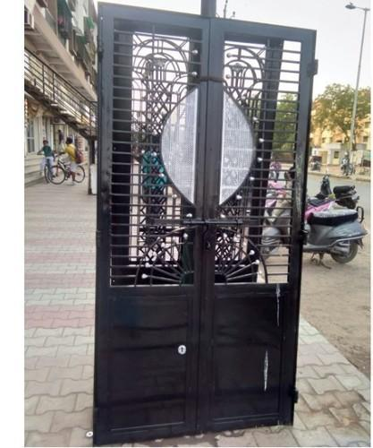 Manufacturer Of Iron Safety Door