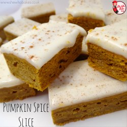 Pumpkin Spice Slice