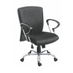 SPS-162 Medium Back Leather Executive Chair