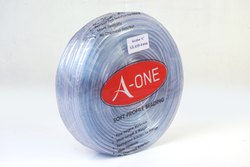 A ONE PVC Clear Rubber Profile