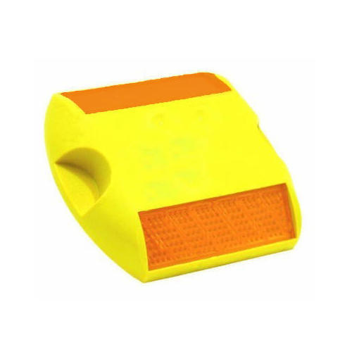 Modified ABS Plastic Plastic Road Stud, Rs 70 /piece ARA Sales & Services |  ID: 17613323997