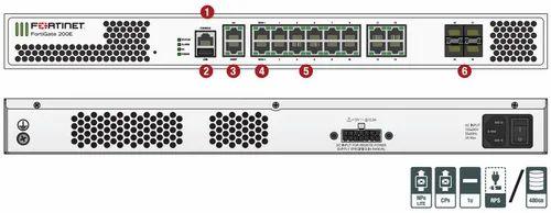 Fortinet Firewall -Fg-200e
