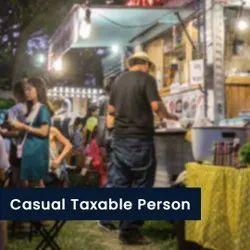 GST Registration ( Casual Taxable Person )