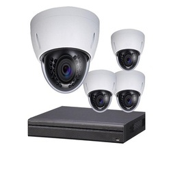 Outdoor Dome IP Camera System