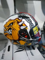 Branded Helmets