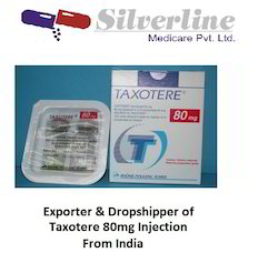 Taxotere 80mg Injection