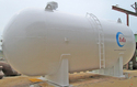 Commercial Storage Tank