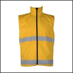 High Visibility Reflective Mesh Safety Jacket
