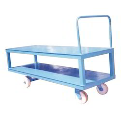 Double Decker Hand Trolley