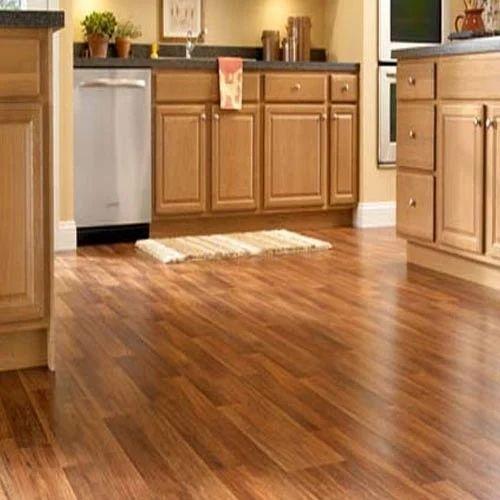 Laminated Wooden Flooring At Rs 85, Laminate Wood Flooring Kitchen