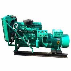 82.5 kW Noise Version Diesel Generator Set