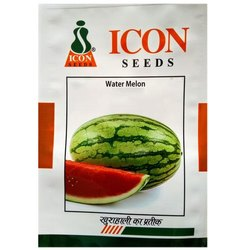 Icon Hybrid Watermelon Seeds, Packaging Type: Packet, Packaging Size: 50gm