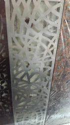 Stainless Steel Door Grill