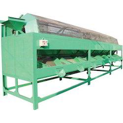Raw Cashew Nut Grading Machine