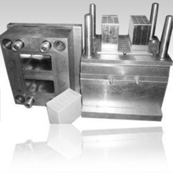 2 Cavity Plastic Die Mould