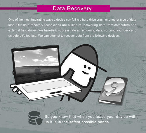 Data Recovery in Vadapalani, Chennai | ID: 15584129312