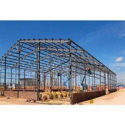 Mild Steel Warehouse Steel Structure