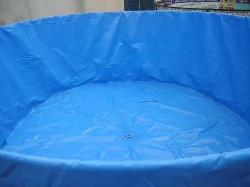 PVC Biofloc Fish Tank