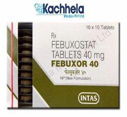 Febuxor 40 Mg / 80 Mg Tab