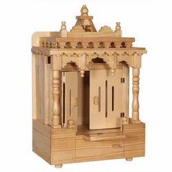 Teak Wood Temple In Hyderabad Telangana Get Latest Price