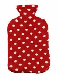 100% Cotton Knitted Hot Water Bottle Cover