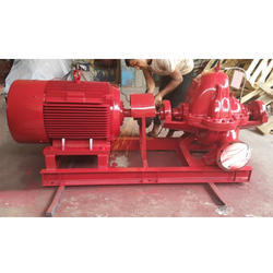 Fire Fighting Pumps And Panel - Electric Motor Driven Split Case