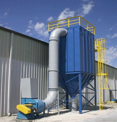 Dust Collector For Cement & Chemical industry