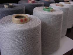 Light Grey Melange Yarn