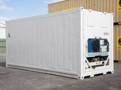 Refrigerated Shipping Containers