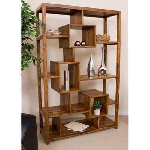 Gentil Wooden Showcase Cabinet