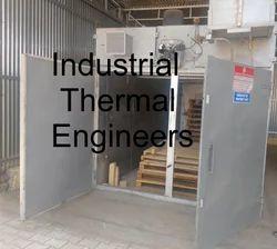 Heat Treatment Wooden Pallet Plant