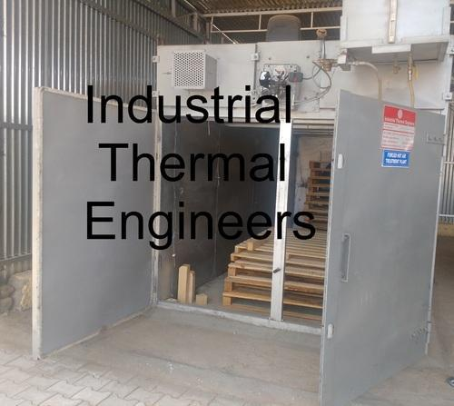 Heat Treatment Wooden Pallet Plant
