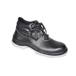 Double Density Safety Shoe With Steel Toe