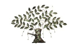 Decorative Iron Wall Decor Tree of Life Hand Crafted Home Decor