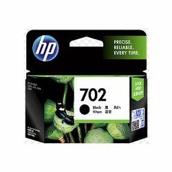 HP 702 Black Ink Cartridge