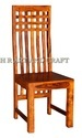 Wooden Modern Sheesham Wood Dining Chair For Hotel/ Cafe And Restaurant
