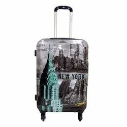 ABS Bag Material Hard Trolley Suitcase, 4, for Travelling