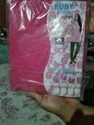 Cotton Formal Wear Ladies Kurtis And Lagging, Machine wash, Size: XL