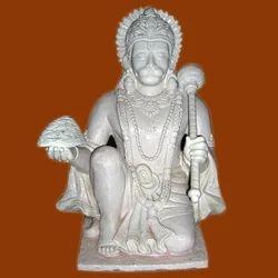 Hanumanji Fiber Statue